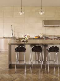 tiles for kitchen backsplashes large tile backsplash houzz