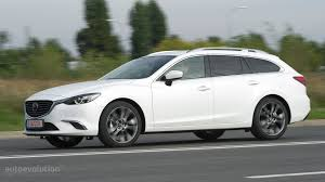2016 mazda6 wagon 2 2 skyactiv d review autoevolution
