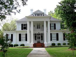 neoclassical home neoclassical house styles design neo eclectic house columns