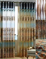 Sheer Teal Curtains Teal Sheer Curtains Teawing Co