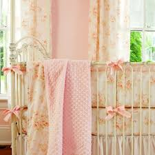 shabby chenille baby bedding collection carousel designs