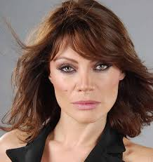 hairstyles for medium length fine hair with bangs mahogany henna hair dye for shoulder length hairstyles with side