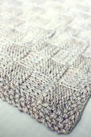 free knitting pattern quick baby blanket quick knit baby blankets pattern tagitfor me
