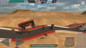 Monster Trucks X Mega Bus Race Hd Gameplay Video Youtube
