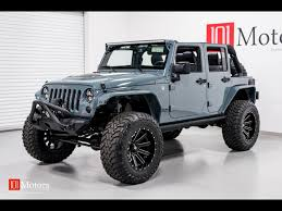jeep rubicon white 4 door 2015 jeep wrangler unlimited sport for sale in tempe az stock