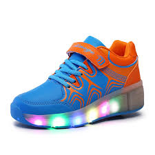 heelys light up shoes summer light up wheelys led slippers boys cheap heelys roller