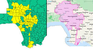 pasadena zip code map wait who s greedy many la homes going up in value more than