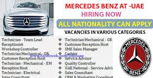vacancies at mercedes task many vacancies at mercedes