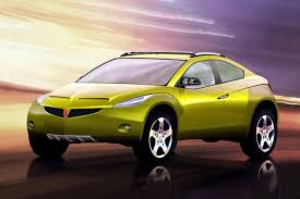 pontiac aztek weird car of the week this pontiac suv concept was the better aztek