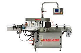 manual label applicator machine harland label applicators accraply