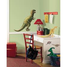 Dinosaur Bedroom Furniture by Details About Giant T Rex Dinosaur Wall Decal Big Dinosaurs Room
