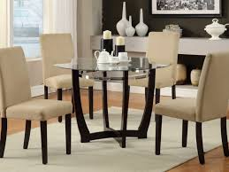 Large Kitchen Tables And Chairs by Kitchen Round Kitchen Table And Chairs Set And 42 Fine Black