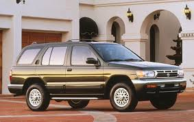 1998 nissan pathfinder information and photos zombiedrive
