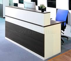 Office Counter Desk Counter Desk Design Wood Modern Office Reception Counter Desk