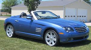 2005 chrysler crossfire convertible s50 harrisburg 2017