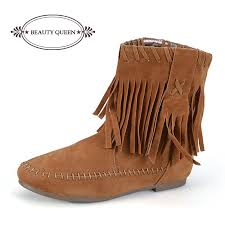 womens boots size 12 cheap cheap ankle fringe boots find ankle fringe boots deals on line at