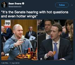 Wtp Internet Meme - hot ones mark zuckerberg congressional hearings know your meme