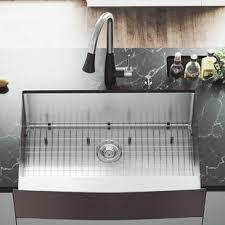 Stainless Steel Kitchen Bench Stainless Steel Benchtops Clic Stainless Steel Kitchen Sinks You U0027ll Love Wayfair