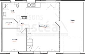 norme handicapé chambre camille 2 investisseur plan pavillon norme handicap rdc bastea