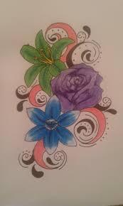 date of birth tattoo december narcissus flower tattoos november birth flower tattoo
