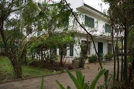 french colonial style located in vientiane u2013 real estate houses