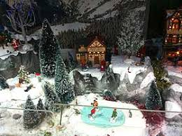 lemax christmas photo gallery of villages with lemax houses and scenery christmas