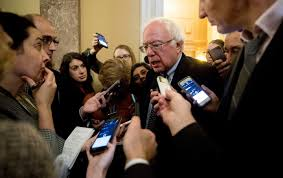 Bernie Sanders New House Pictures by Bernie Sanders Comes Out Fighting Against Trump And Trumpism The