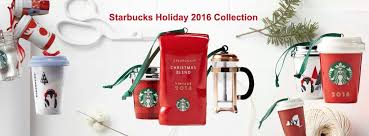 the 2016 ornament collection is here starbucks ornament