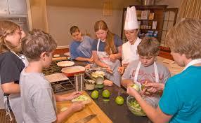 Kitchen Knives For Children The Best Cookbooks For Kids Basic Culinary Skills