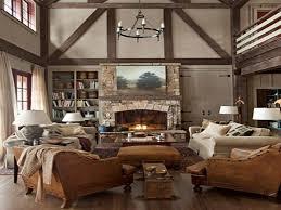 rustic home interior design ideas természet és otthonosság rusztikus stíusú nappalik képekben