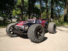 redcat racing shredder 1 6th scale brushless electric monster