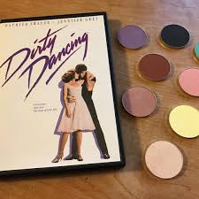 nobody will put this dirty dancing makeup palette in the corner