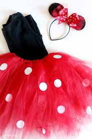diy minnie mouse costume yep sew sugar bee crafts