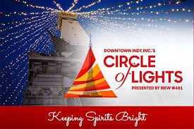 Indianapolis Circle Of Lights Happenings