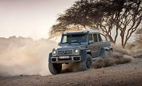 mercedes g63 amg suv 6x6 mercedes g63 amg 6x6 concept photos and info car and