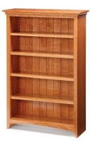 Bookshelves Cherry by Cherry Wood Bookshelves Okebuy