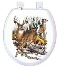 Whitetail Deer Shower Curtain Whitetail Deer Fabric Shower Curtain