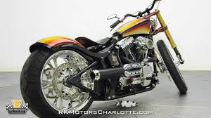132589 2008 roland sands design softail youtube