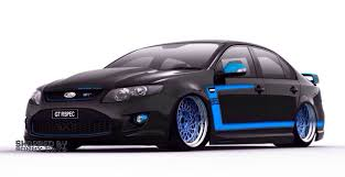 ford falcon fg gtr spec ford falcon australia pinterest ford