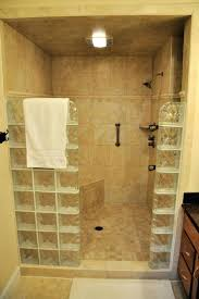 Bathrooms With Showers Only Master Bathroom Showers Only Bath Shower Stall Size Remodel