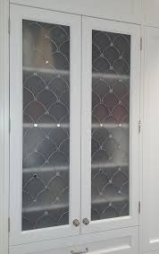 kitchen cabinet glass door types the different types of kitchen cabinet glass