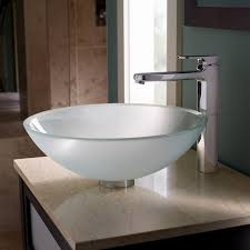 dorian glass vessel sink american standard