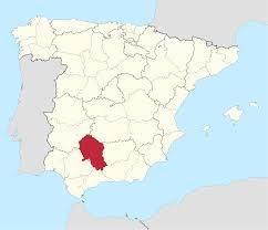 Detailed Map Of Spain by Cordoba Spain Map Imsa Kolese