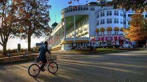 Grand Hotel Cupola Bar Grand Hotel Mackinac Island Mi 4 United States From Us 472