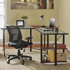 Mercury Corner Desk Mercury Row Pando L Shape Corner Desk Reviews Wayfair