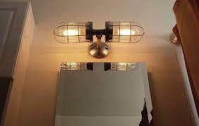 Designer Vanity Lighting Bathroom Cabinets Chrome Light Fixtures Contemporary Vanity