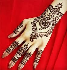 bangle style khaleeji henna mehndi designs for hand and feet 2016