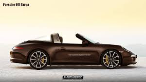 porsche 911 targa 2015 2015 porsche 911 targa has the right stuff autoevolution