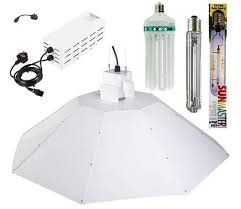 400 Watt Hps Grow Light Maxibright Premium Quality Ballast U0026 Parabolic Reflector Light Kit