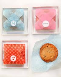 cookie packaging ideas from the martha stewart show martha stewart